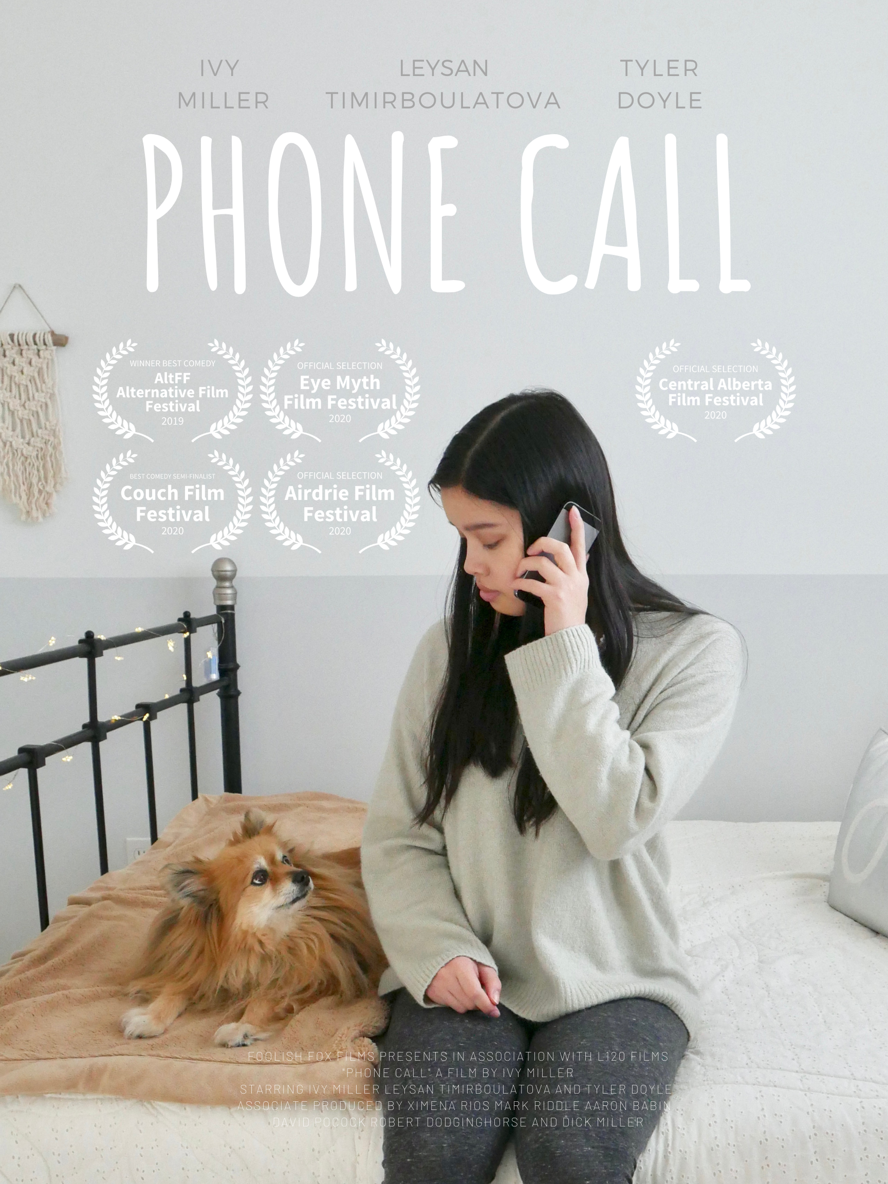 Phone Call Poster-2