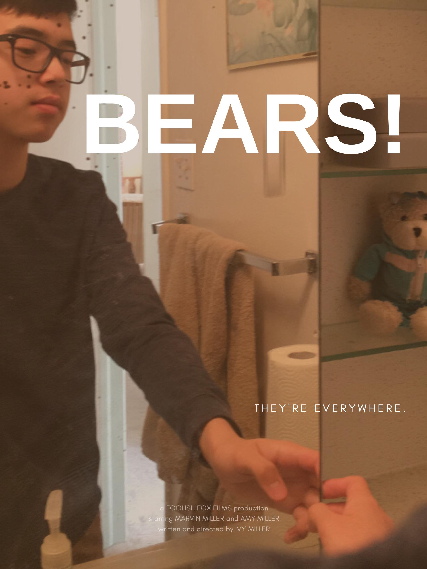 BEARS! poster 1